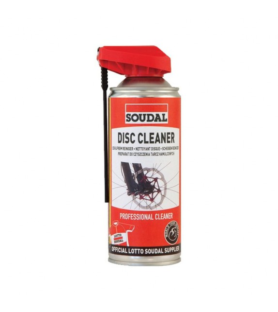 Spray Soudal Limpiador De Discos 400 Ml