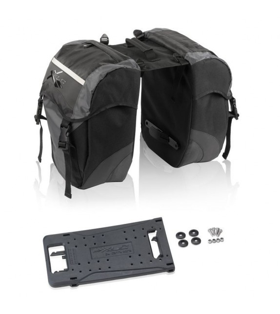 Xlc Ba-s63 Alforja Carrymore Para Xlc 29x14x34cm 30l