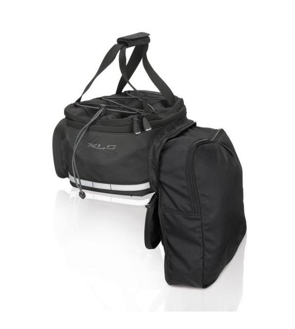 Xlc Ba-s64 Bolsa Porta Equipaje Carrymore Negro/antracita