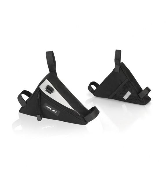 Xlc Ba-s70 Bolsa Triangular Para Cuadro 24x18x18cm Negro/antracita