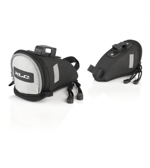 Xlc Ba-s73 Bolsa Sillín 20x18x13cm Negro/antracita 2.54l