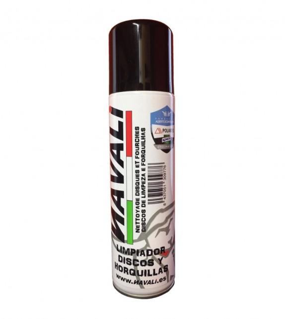 Spray Navali Limpiador De Discos/horquilla 250ml