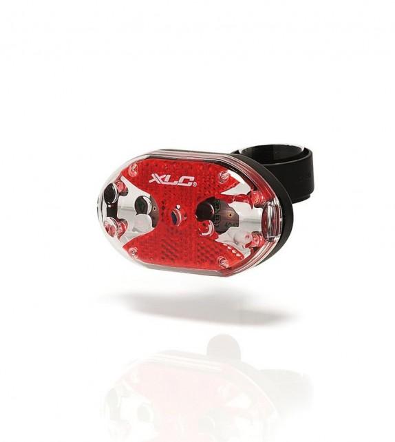 Xlc Cl-r02 Luz Trasera Thebe 5 Led Fijación Universal