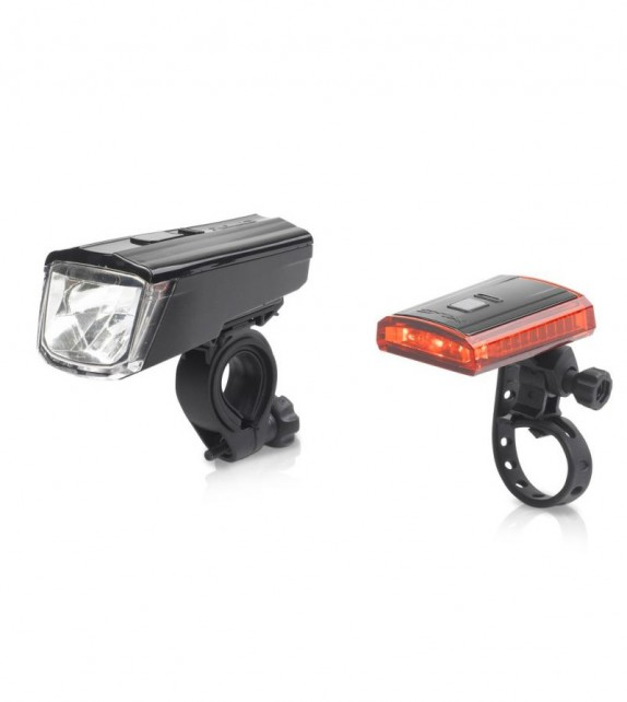 Xlc Cl-s16 Kit De Luces Led Titania Todas Las Bici