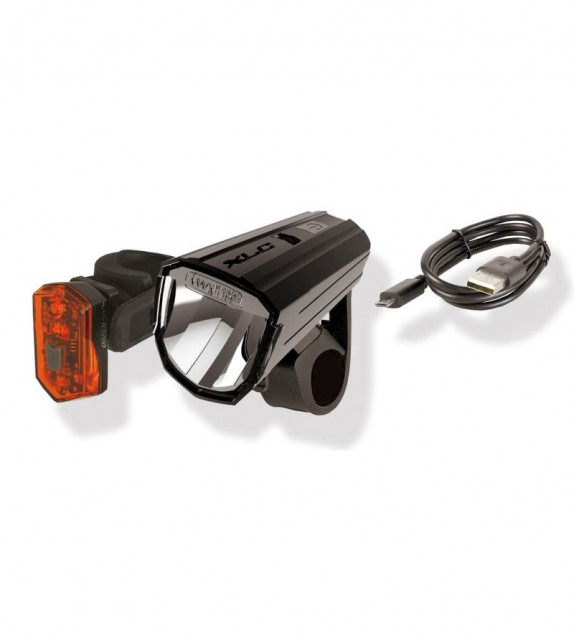 Xlc Cl-s17 Kit De Luces Led Para Todas Las Bicis