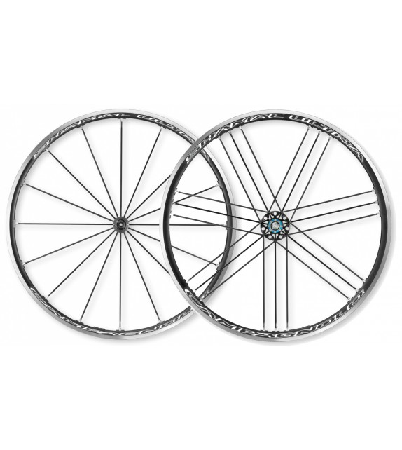 Ruedas Shamal Ultra 2-way Fit Negro Campagnolo
