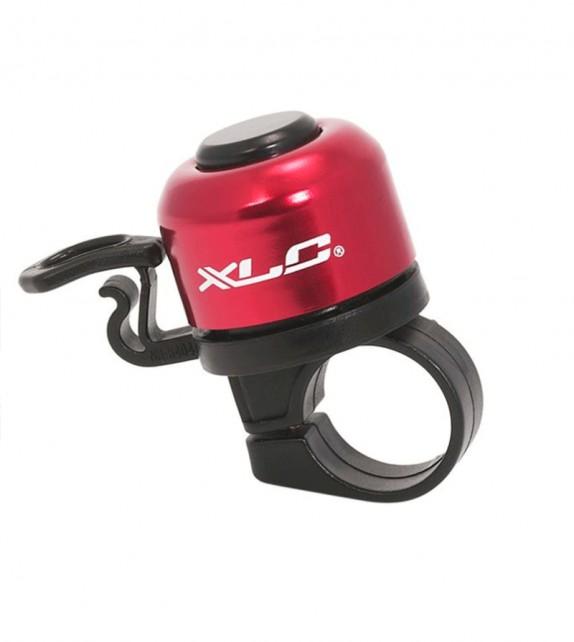 Xlc Dd-m06 Timbre Alu P/diámetro 22.2mm Rojo