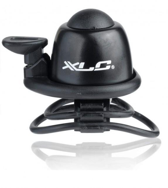 Xlc Dd-m07 Timbre Alu P/diámetro 22.2-31.8mm Negro