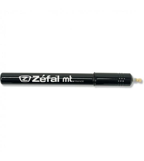 Hinchador Mtb Zefal Aluminio Con Racor Mixto