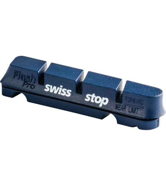 Kit 4 Zapatas Swissstop Flash Aluminio