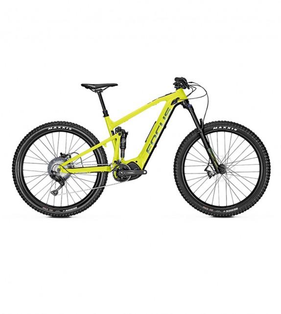 Bicicleta Eléctrica Mtb Focus Jam2 6.7 Plus