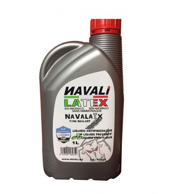 Líquido Sellante Navali Latex Antipinchazo