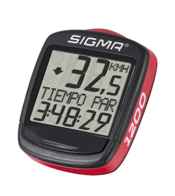 Cuentakilómetros Sigma Baseline Bc 1200