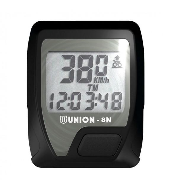 Cuentakilómetros Union N 8 Funciones