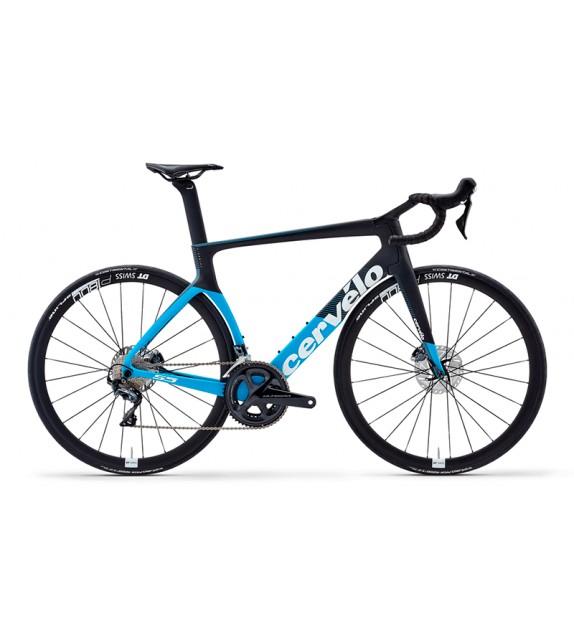 Bicicleta de carretera Cervélo S5 Disc Ultegra 8020