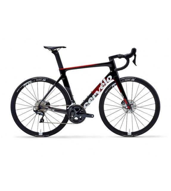 Bicicleta de carretera Cervélo S3 Disc Ultegra 8000