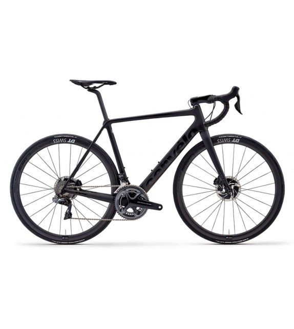 Bicicleta de carretera Cervélo R5 Disc Dura Ace Di2 9170