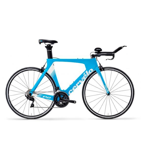 Bicicleta de triathlon Cervélo P21 105 7000