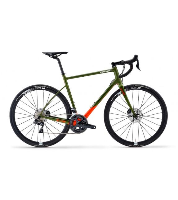 Bicicleta de carretera Cervélo C3 Ultegra Di2 8070