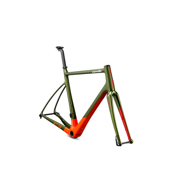 Cuadro de bicicleta Cervélo C3