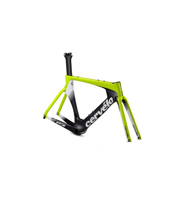 Cuadro de bicicleta Cervélo P3