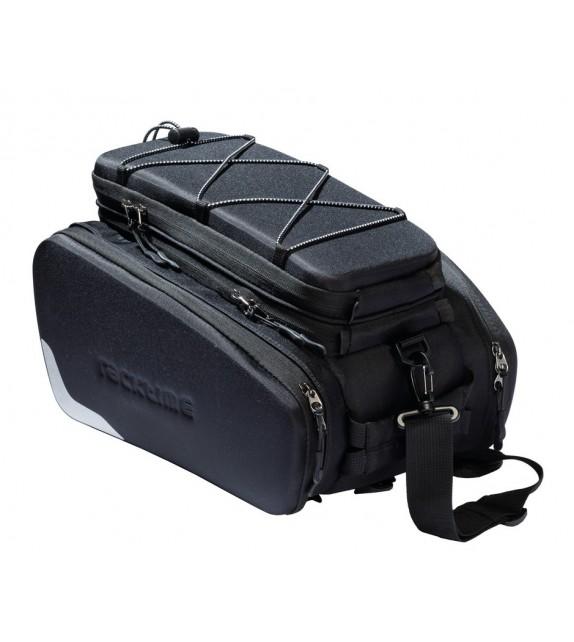 Bolsa Tubus A/portabidon Sis.racktime Odin C/adap.snapit 34x26x20 Cm Negro