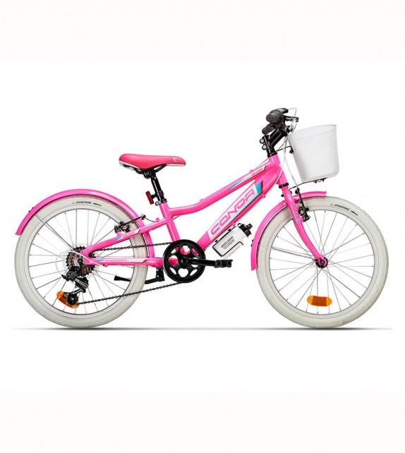 "Bicicleta Infantil Conor Halebop 20"""