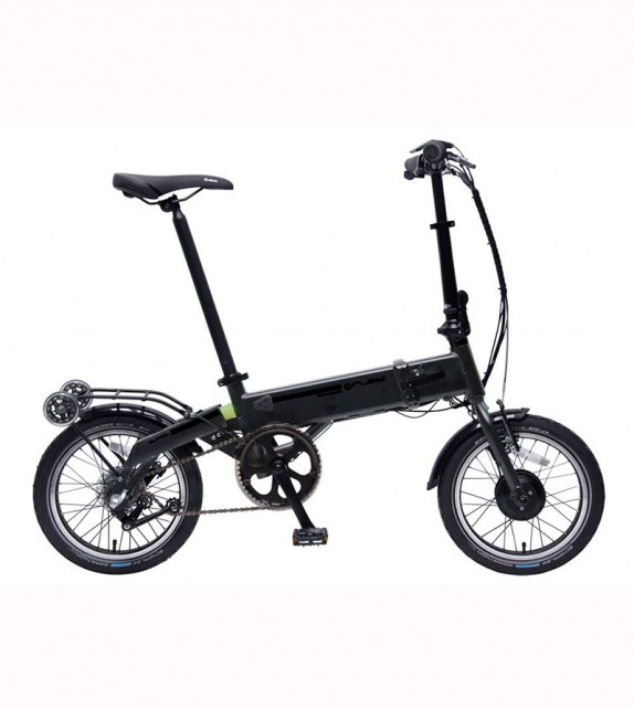 Bicicleta Plegable Flebi Supra e-bike v2.0+ 2018 LimitEd