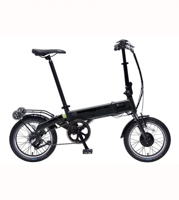 Bicicleta Plegable Flebi Supra e-bike v2.0+ 2018 LimitEd