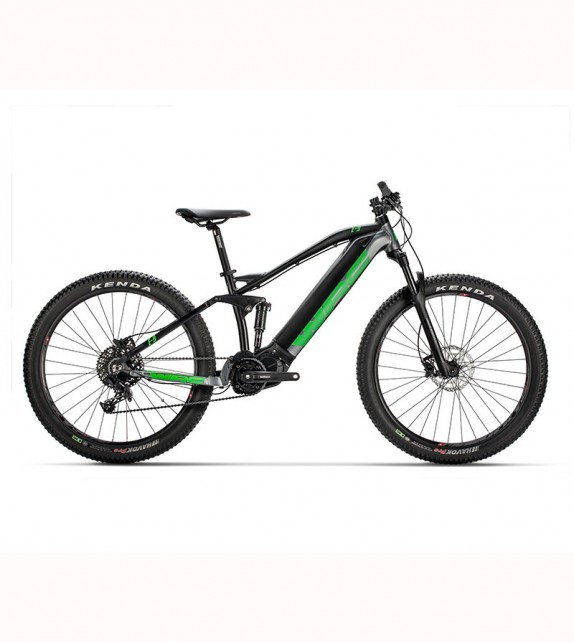 Bicicleta Eléctrica Wrc E9 27,5 Doble Plus E7000