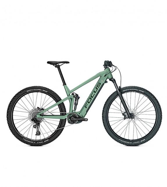 Bicicleta Eléctrica THRON² 6.7