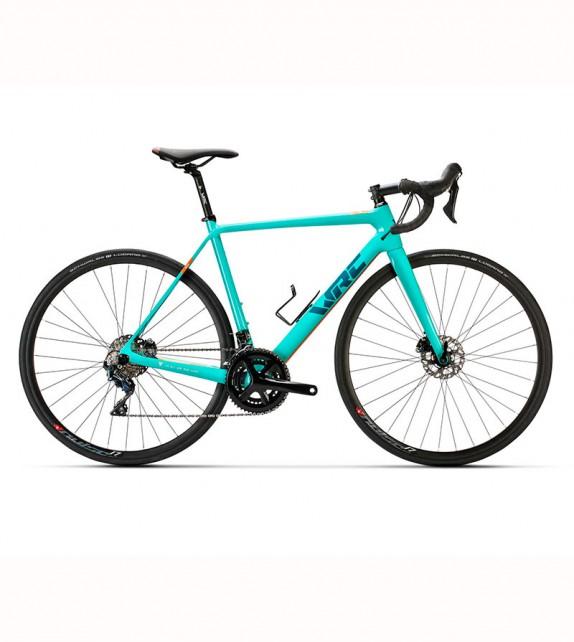 Bicicleta De Carretera Wrc Rush Road Carb. Disc Ultegra