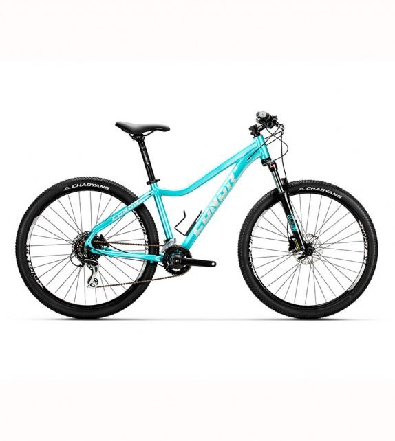 """Bicicleta De Montaña Conor 7200 27,5"""" Lady 2020"""