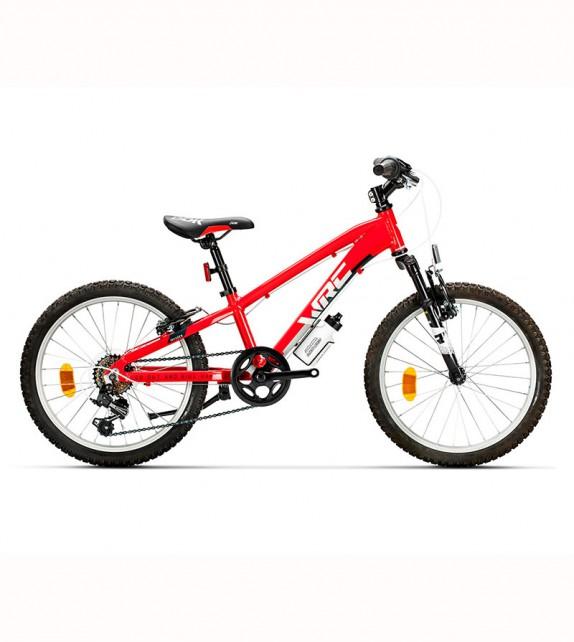 """Bicicleta Infantil Wrc Invader Susp 20"""" 2020"""