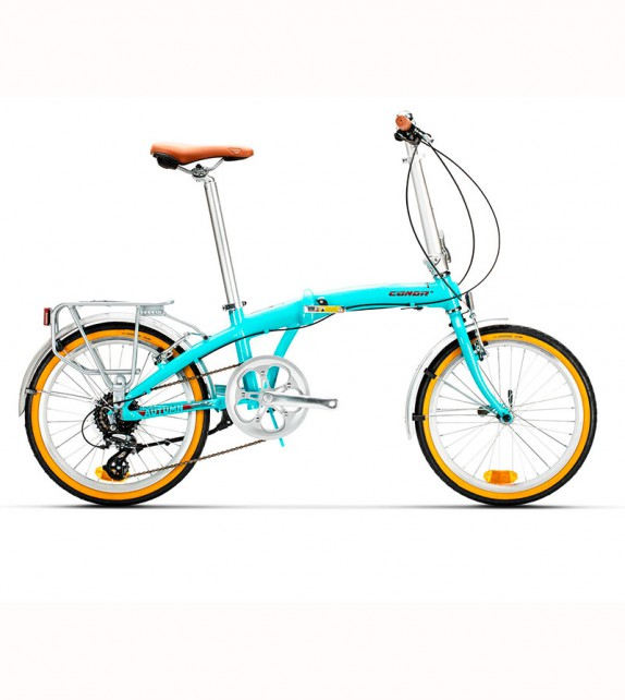 Bicicleta Plegable Conor Autumn