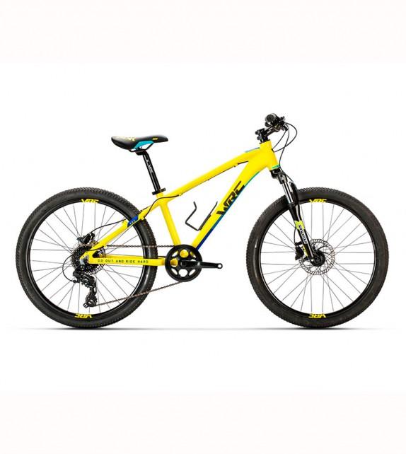 """Bicicleta Junior Wrc Pro Disc 24"""" 2020"""