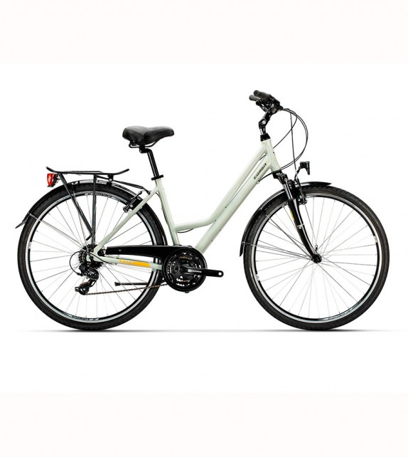 Bicicleta Urbana Conor City 24v Mixta
