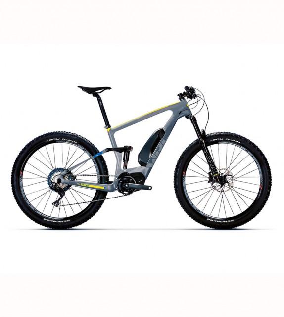 Bicicleta Eléctrica Wrc E8 Fs 29 E7000