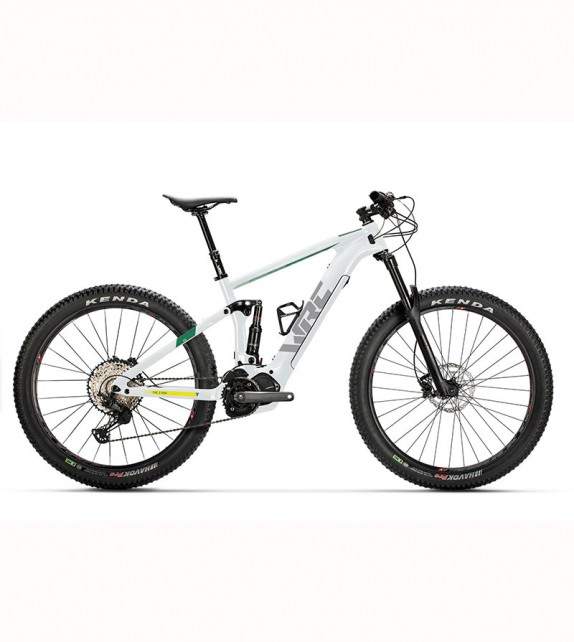 Bicicleta Eléctrica Wrc E9 Fs 27,5+ E7000