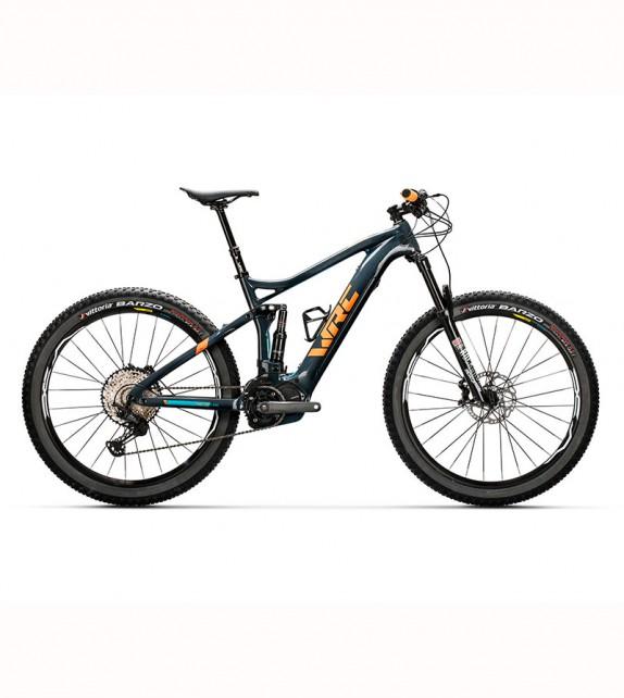 Bicicleta Eléctrica Wrc E-10 E8000 12v (doble Carb) 27,5+
