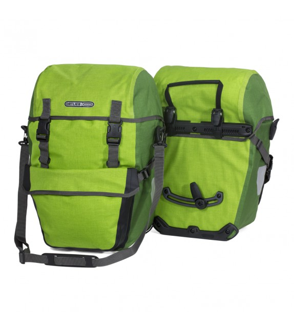 Bike-packer Plus Ql2.1 Alforja Par (2x)21l
