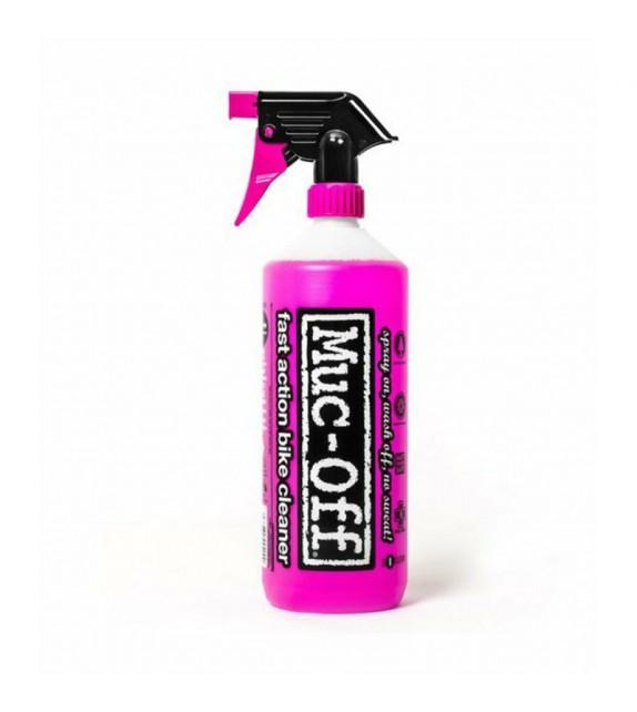 Pistola Muc-off Limpiador De Bici Bio 1 Litro