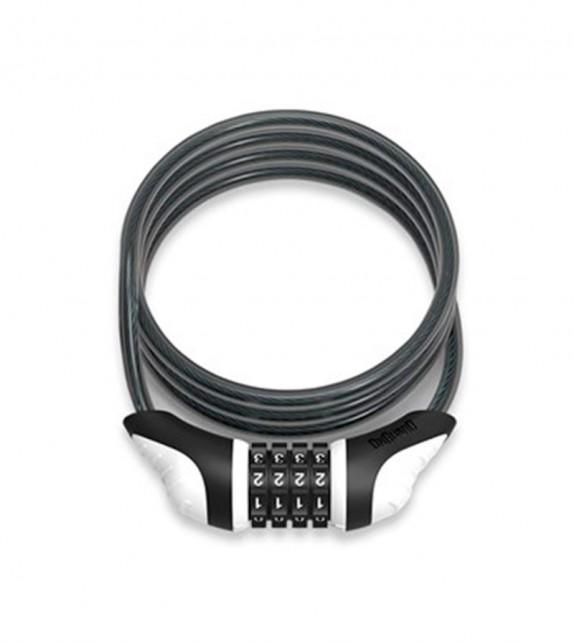Candado Espiral Onguard Neon Combi