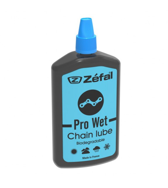 Aceitera Zefal Pro Wet Lube 125 Ml