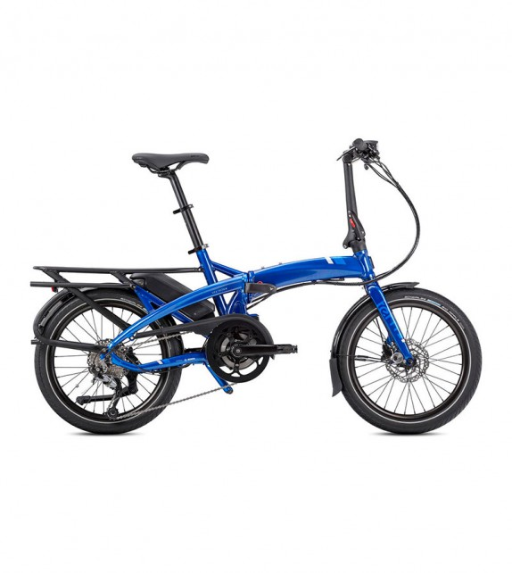 Bicicleta Eléctrica Tern Vektron Q9