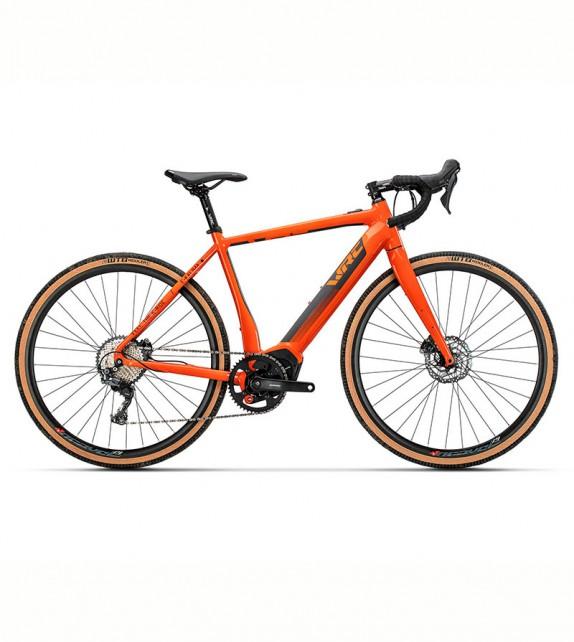 Bicicleta Eléctrica Wrc E-kalima Gravel E8000 Rx800