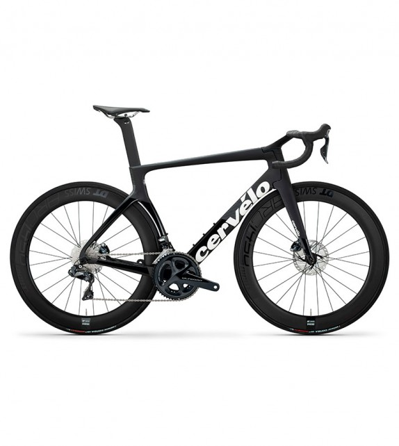 Bicicleta de carretera Cervélo S5 Disc Ultegra Di2 8070