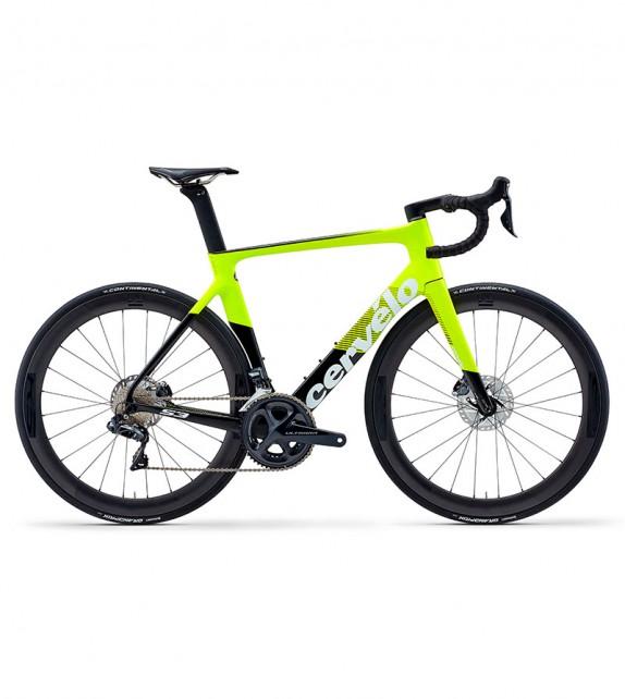Bicicleta de carretera Cervélo S3 Disc Ultegra Di2 8070