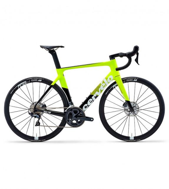 Bicicleta de carretera Cervélo S3 Ultegra 8000
