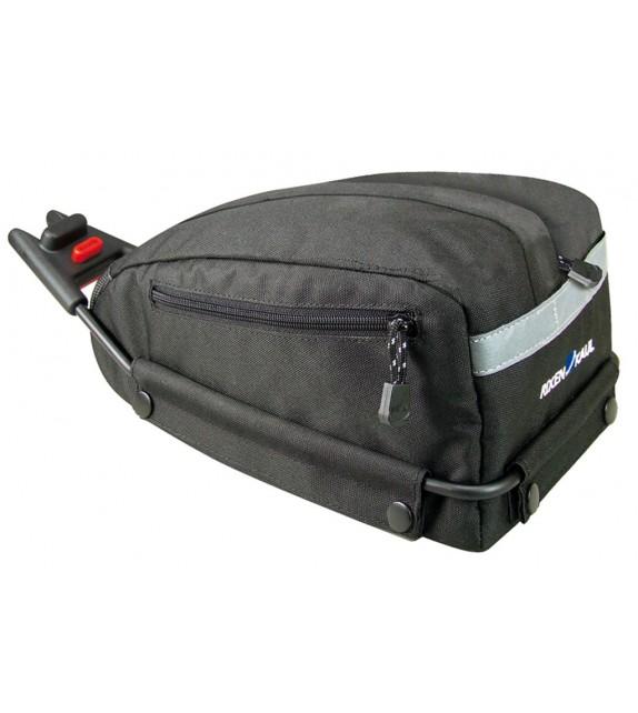 Bolsa Klickfix Para Tija De Sillin Contour Adaptador Incluido Negro 4 Litros